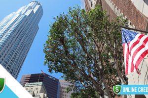 Banking buildings in California